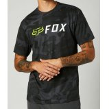 Футболка FOX APEX CAMO TECH TEE [Black Camo]