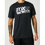 Футболка FOX WAYFARER TEE [Black]