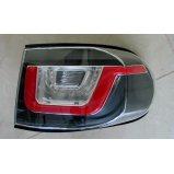 FJ Cruiser оптика задняя стиль Evoque черная / LED taillights Evoque style restyling black