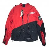 Мото куртка FLY PATROL JACKET [RED/BLK]